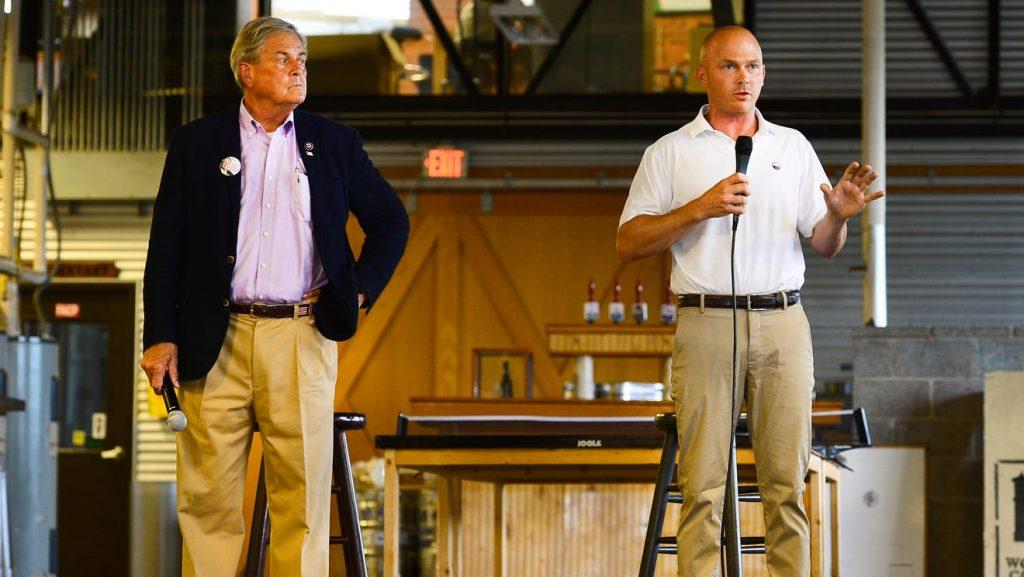 U.S. Reps William Timmons, Ralph Norman support calls to impeach President Joe Biden